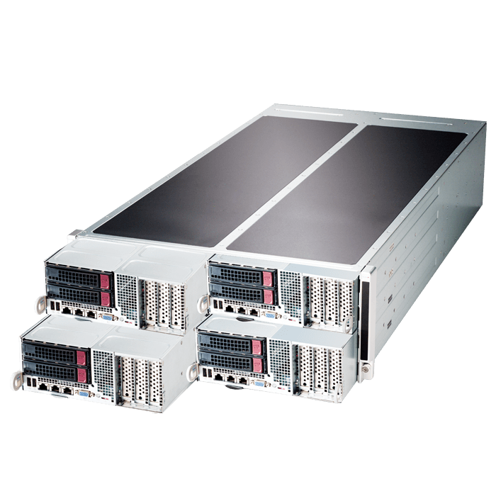 AVADirect Now Offers Supermicro® FatTwin™ GPU-Oriented, Octa-Xeon® 4U Server