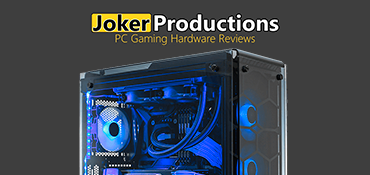 Joker Productions takes a look at the AVADirect Avant Garde Gaming PC