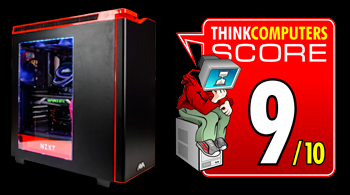 BattleBox Ultimate X370 Gaming PC - Reviewed by ThinkComputers