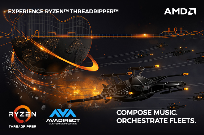 AMD Ryzen™ Threadripper™