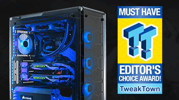 AVADirect Avant Garde Gaming PC - Reviewed by TweakTown