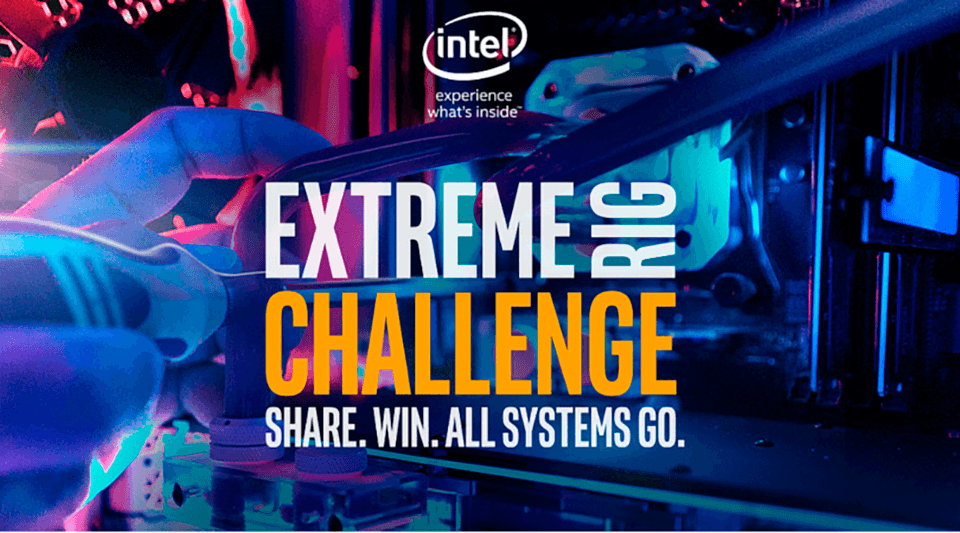 AVADirect in Intel Rig Challenge