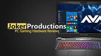 AVADirect Custom Clevo PA71HS-G Gaming Laptop-Reviewed By Joker Productions