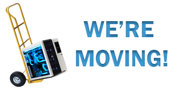 We're Moving to Our New Headquarters!