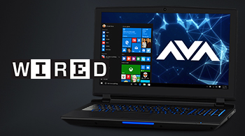 AVADirect Avant P750DM2-G Gaming Laptop Review by WIRED