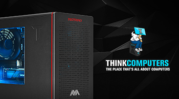 AVADirect AMD Raven Ridge Mini Budget Gaming PC – Reviewed by ThinkComputers