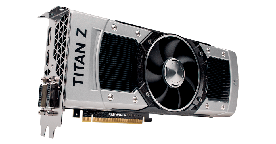 AVADirect Now offers NVIDIA GTX TITAN Z Graphics Processing Unit