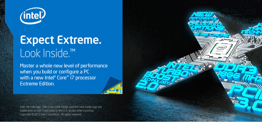 Intel Expect Extreme Look Inside