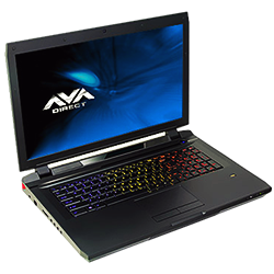 AVADirect Now Offers NVIDIA GTX 800M Graphics Cards In Updated Clevo Notebooks