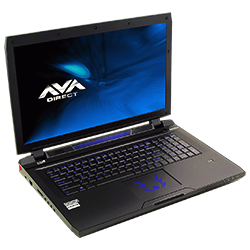 "AVADirect First In US To Offer Clevo P375SM 4th Generation Core™ i7 17.3"" Full HD Gaming Laptop"