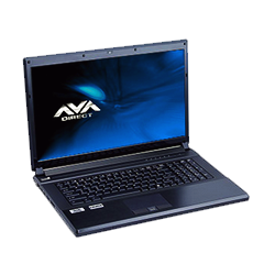 AVADirect Now Offers Next-Generation HM77 Clevo Notebooks
