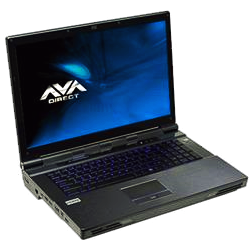 AVADirect First To Offer X79 Gaming Notebook