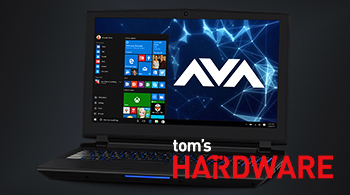 Avant P750DM-G Gaming Laptop