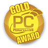 PC Perspective - Gold Award