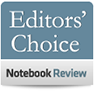 Notebook Review - Editor Choice Award