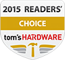 Tom's Hardware - Readers Choice Award