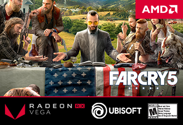 Buy an eligible computer and get Far Cry 5 FREE!