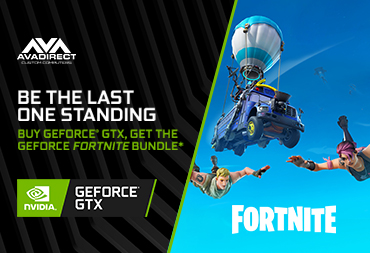 get GeForce Fortnite Bundle