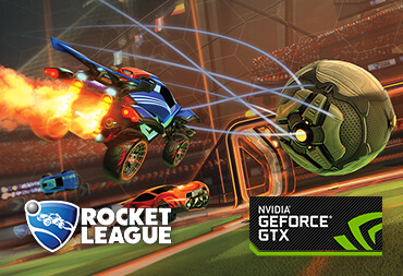 Receive Rocket League FREE.