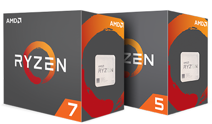 AMD Ryzen custom gaming pc