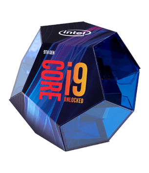 Liquid Cooled Intel Coffee Lake processors