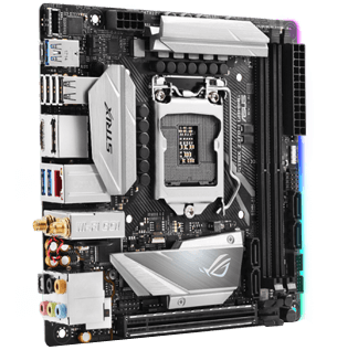 the best motherboard for a compact VR computer