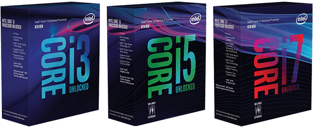 Intel Coffee Lake Box