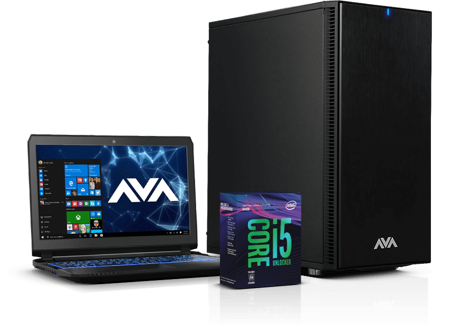 Coffe Lake Core i5, Gaming PC and Gaming laptop