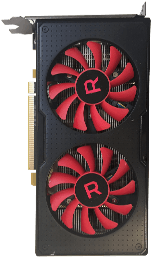 Radeon RX 580 Graphics Card