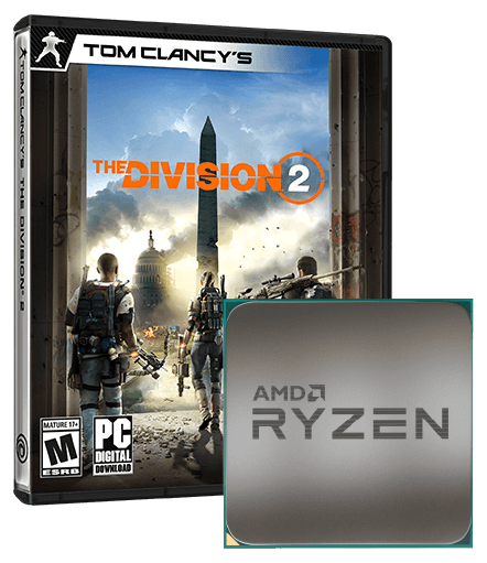 Tom Clancys The Division 2 Game Bundle
