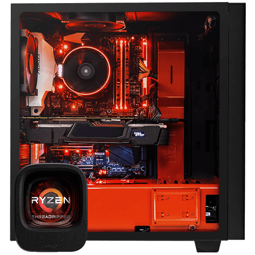 AMD RYZEN Threadripper Custom Gaming PC