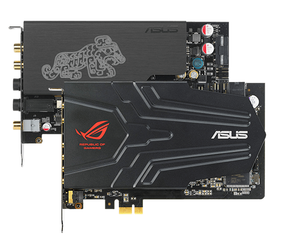 ASUS sound cards