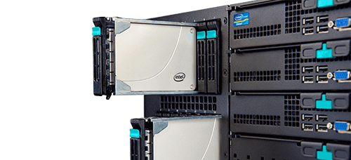 Servers powered by Intel Xeon