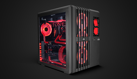 Brimstone gaming pc angle