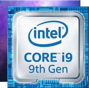 Intel 9th gen core i9