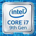 Intel 9th gen core i7