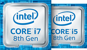 Intel Core i7 and Core i5
