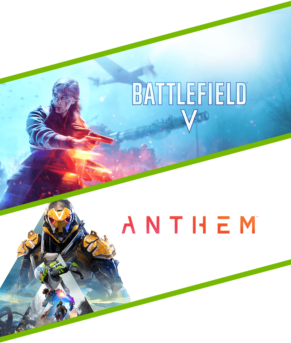 Battlefield V and Anthem
