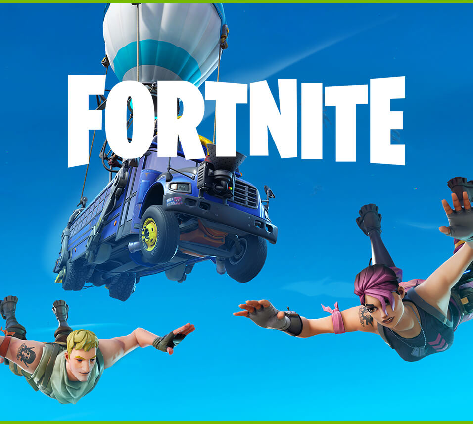 NVIDIA GeForce GTX Fortnite Bundle | AVADirect