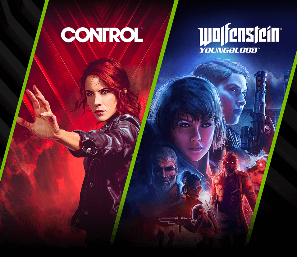 Control and Wolfenstein Youngblood