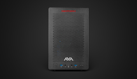 AMD Raven Ridge Mini Gaming PC front view