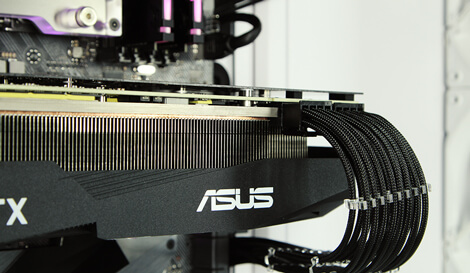 ASUS RTX video card