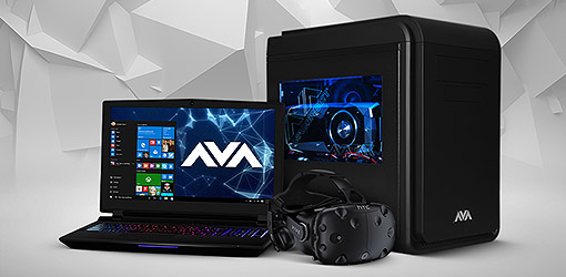 AVADirect VR Ready PCs