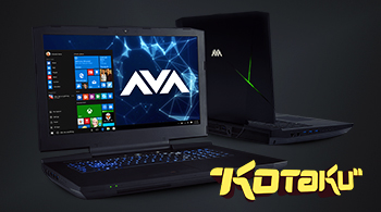 Avant P870DM-Gaming Laptop Review