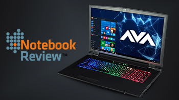 AVADirect Reviews - Menace P770ZM Gaming Laptop by Notebook Review