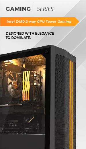 Intel Z490 Custom Gaming PC