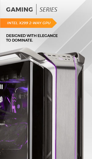 Intel X299 Custom Gaming Desktop