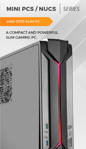 AMD X370 RAVEN Slim PC