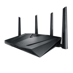 RT-AC3100, IEEE 802.11ac, Dual-Band 2.4 / 5GHz, 1000 /  2167 Mbps, 4xRJ45, Retail Wireless Router