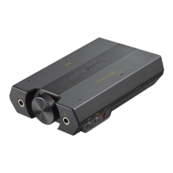 Sound Blaster E5, External, Virtual 7.1 channels, w/ Amplifier, w/ Bluetooth aptX, USB, Sound Card